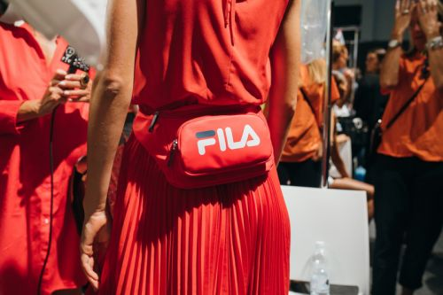 FILA Unveils First-Ever Stand-Alone Collection at Milan Fashion Week