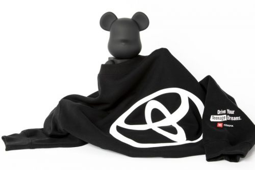 Toyota and Starbase Collaborate on Youthful Capsule Collection