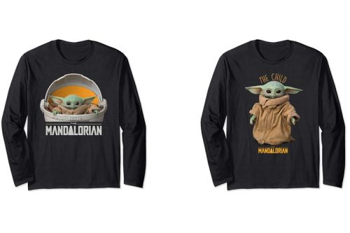 'The Mandalorian' Baby Yoda Merch Coming This Holiday Season