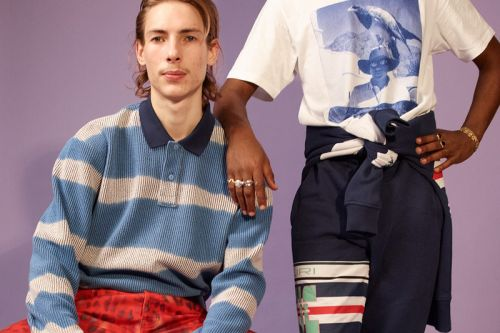 Martine Rose & Napapijri Celebrate a DIY Ethos In FW19 Collaboration