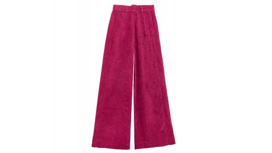 Dara Dreams About These Magenta Pants