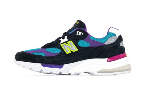 """The YCMC-Exclusive New Balance 992 """"Rewind"""" Is Inspired by '90s Culture"""