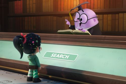 How 'Ralph Breaks the Internet' turned the web into a character itself