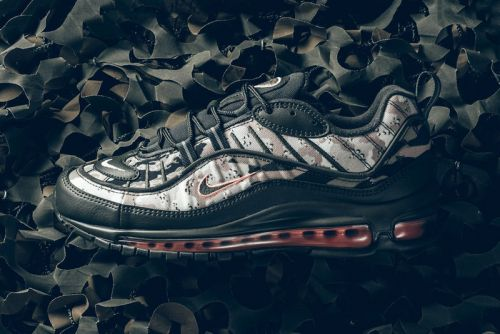 Nike's Air Max 98 Receives Another Camo Makeover