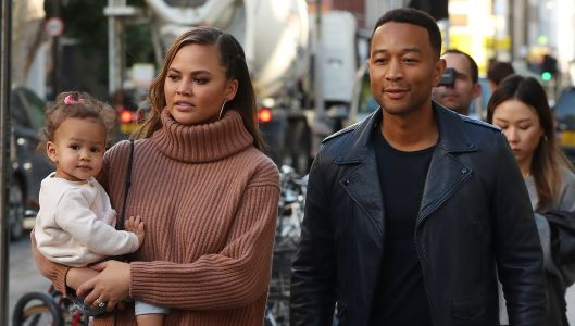 Chrissy Teigen and John Legend Announce They're Expecting Baby No. 2!