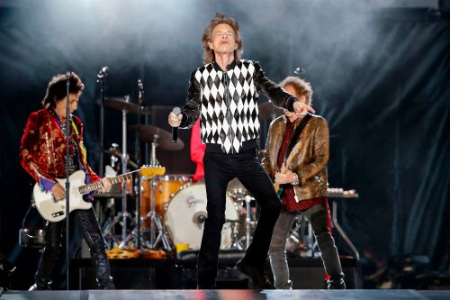 Rolling Stones kick off first tour on high note after Mick Jagger's heart surgery