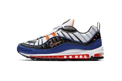 Nike Air Max 98 Channels Its Inner Knickerbocker with New Colorway