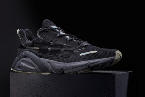 Adidas Originals & GORE-TEX Unite for Striking Jet Black LX CON Collaboration