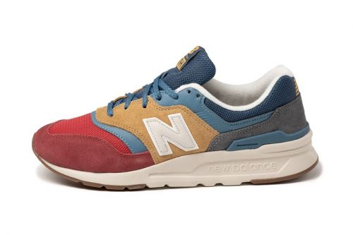 New Balance Adds a Pop of Color to the 997H