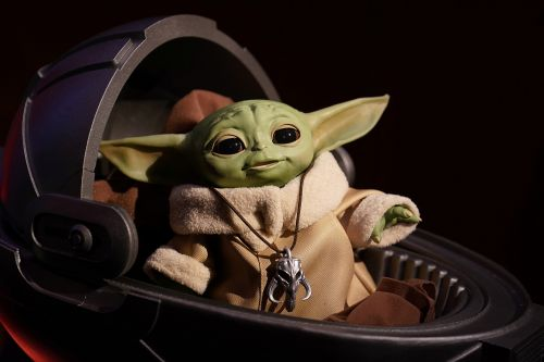 Animatronic Baby Yoda toy now available, with Build-A-Bear version soon to follow
