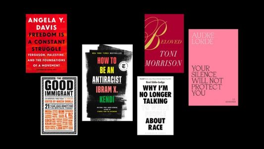 An essential list of books to help in becoming an anti-racist ally