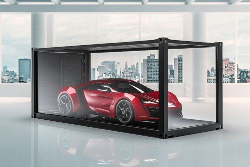 Lykan HyperSport Stunt Car Used in 'Fast & Furious 7' Is Now an NFT