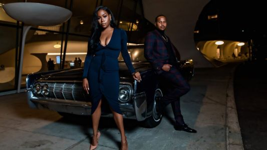 Jahira And Chad Slayed Their Engagement Photo Shoot. Up Next? A Juneteenth Wedding