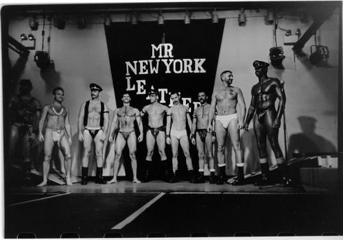 Photos Exploring What It Meant to Be Gay in 1980s New York