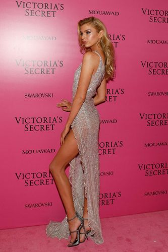 The breathtaking Victoria's Secret Angel Stella Maxwell