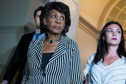 Maxine Waters Lays Into Trump Over Handling Of Pandemic: 'You Incompetent Idiot'