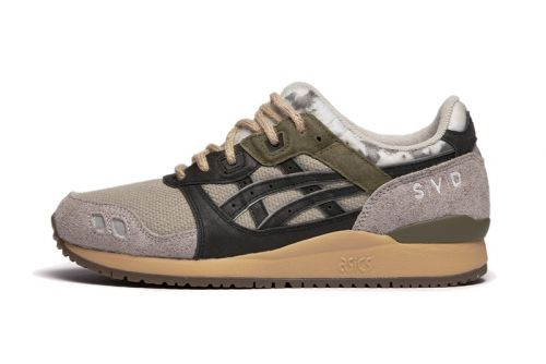 Sivasdescalzo and ASICS Ready Earth-First GEL-LYTE III Collaboration