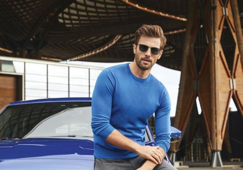 Baptiste Mayeux Heads Into Summer with Jaguar Eyewear Campaign