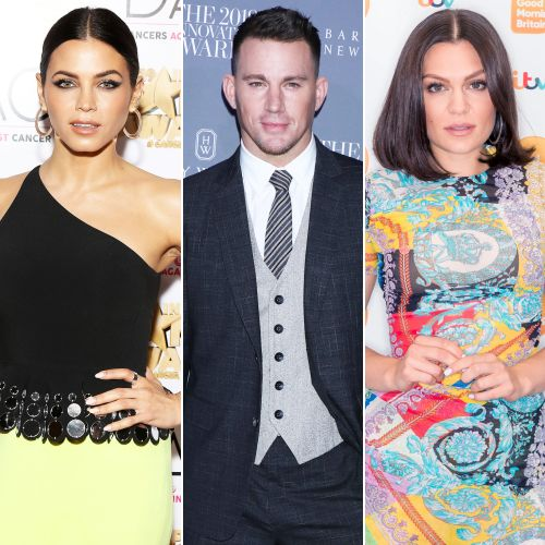 Jenna Dewan Admits She Initially 'Felt Blindsided' About Channing Tatum's Relationship With Jessie J