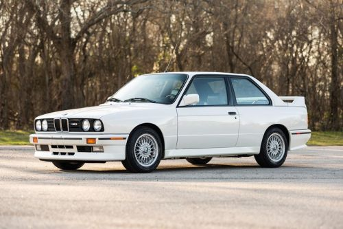 This 1991 BMW E30 M3 Is About as Clean as It Gets