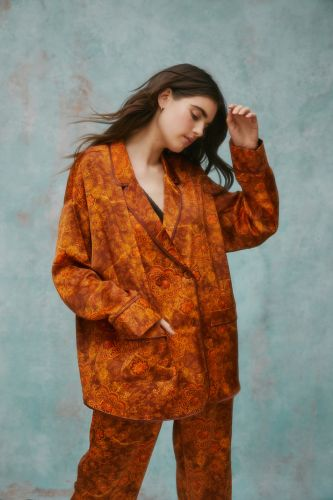 The Latest Urban Outfitters x Laura Ashley Collab Features Florals for Winter-and They're Actually Groundbreaking