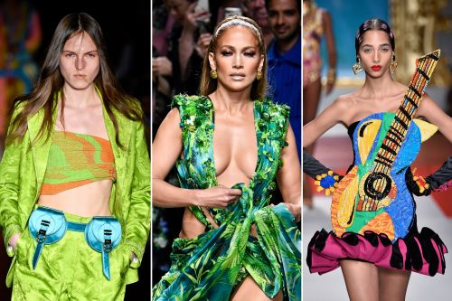 Milan fashion week: Hottest moments from the Spring 2020 shows