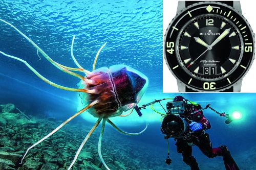 From protecting oceans to improving literacy, luxe watch brands find time to do good
