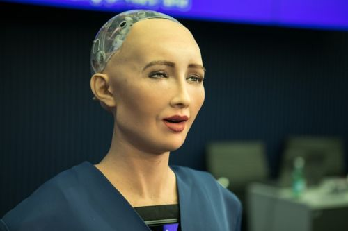 A guide to Sophia the Robot, the world's most hype humanoid