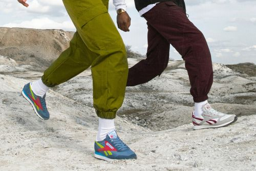 """Reebok Delves Into Archives For First Drop of Latest """"Reserve"""" Collection"""