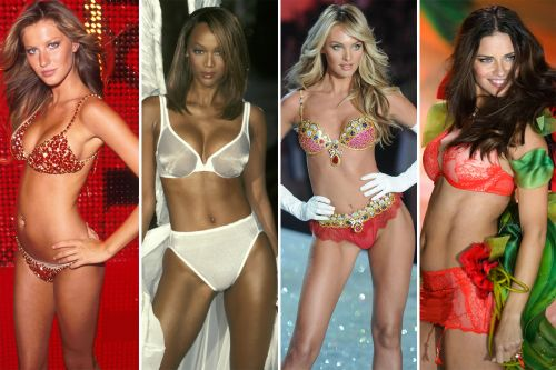 The rise and fall of the Victoria's Secret's Angels models