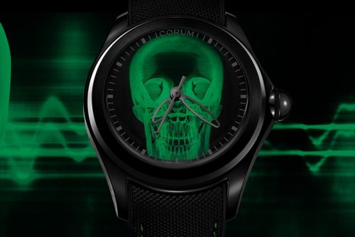 Corum Bubble X Ray Gets Under the Skin of a Modern Icon