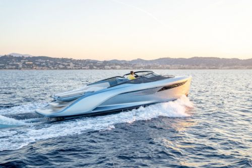 The Princess R35 Yacht that is Fit for Royalty