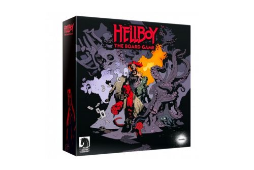 Upcoming 'Hellboy' Board Game Raises Over $1 Million USD in Just Seconds