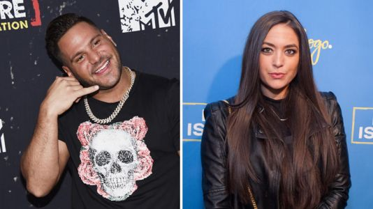 Sammi Giancola Had the Most Savage Reaction to Ronnie Saying He Still Loves Her on 'Jersey Shore'