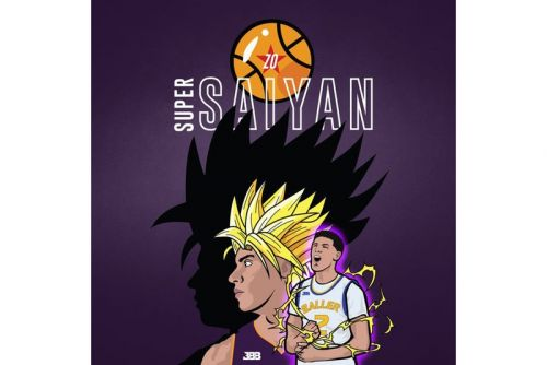 "Lonzo Ball Addresses His Haters in New Single ""Super Saiyan"""