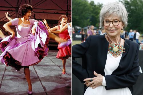 Rita Moreno's Hollywood life, from suicide attempt to superstardom