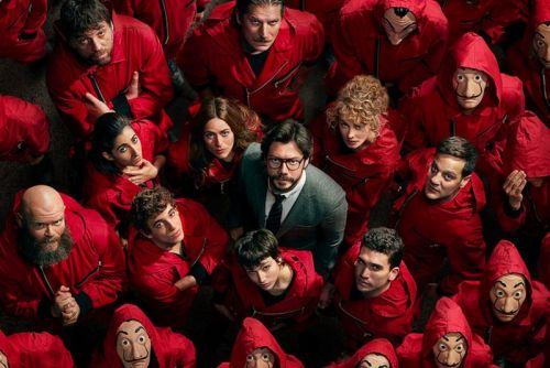 Netflix Renews 'Money Heist' for Fifth and Final Season