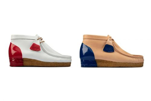 Clarks Originals Dips Its Wallabee Boots in Silicone Rubber
