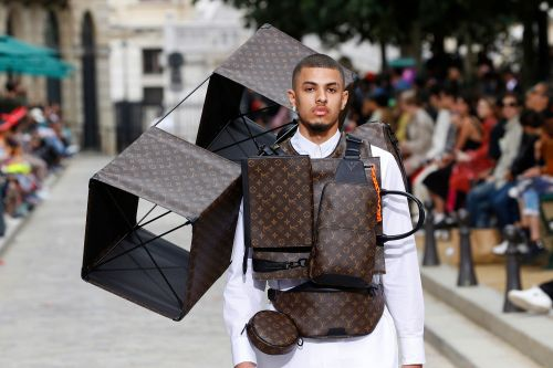 Louis Vuitton invites you to go fly a kite with new men's collection