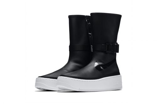 Nike Preps Storm-Ready, Knee-High Air Force 1 Sage High Boot