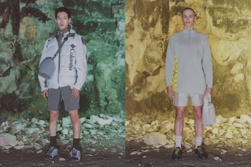 Robyn Lynch Upcycles Deadstock Columbia Pieces for SS22