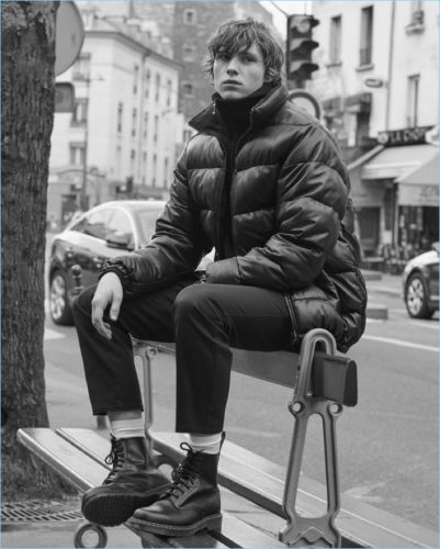 Sandro Collaborates with Helly Hansen on Capsule Collection
