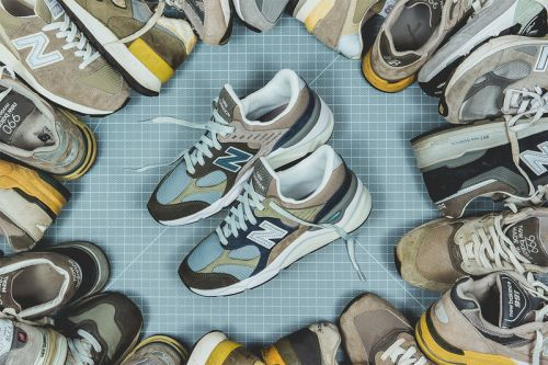 """Packer Shoes to Drop Collaborative New Balance X-90 Recon """"Infinity Edition"""""""