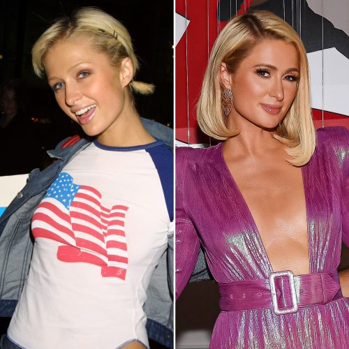 From 'The Simple Life' to Reality Royalty: Paris Hilton's Transformation Over the Years Is Hot