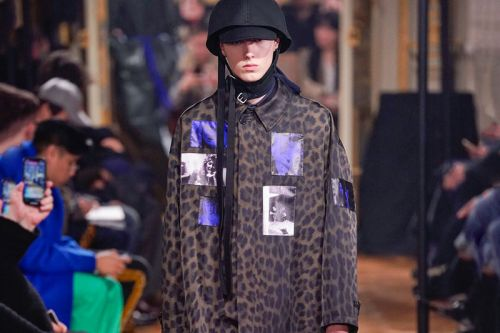 Raf Simons References 'Blue Velvet' in Stripped-Back FW19 Collection