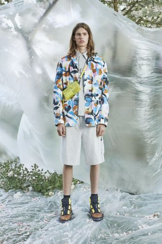 Dior Men Champions Utility-Chic Menswear for Resort '20 Collection