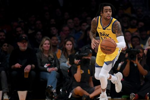 D'Angelo Russell Signs With Li-Ning and Way of Wade