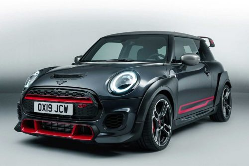 MINI Cooper Unveils Its Fastest Road-Legal Car Ever at the LA Auto Show