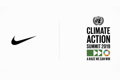 Nike Just Joined the UN Climate Change & Fashion Industry Charter for Climate Action