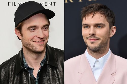 Nicholas Hoult should beat out Robert Pattinson to play Batman